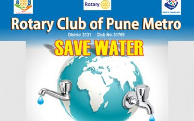 Save Water Save Earth Save Life